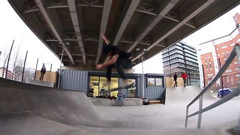 Ryan Rebotis - Pump Cage (Projekts MCR) / Manchester - YouTube