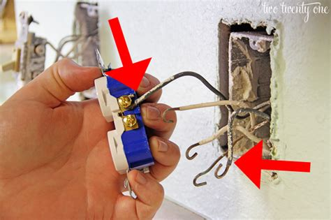 replace electrical outlets