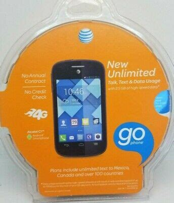 What stores sell barnes and noble gift cards near 07405 nj zip code? AT&T go phone Alcatel C1 Android Smartphone New in Retail Package | eBay