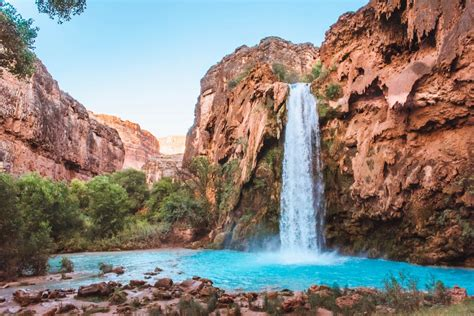 What To Expect Hiking Havasupai Falls A Suvivors Guide