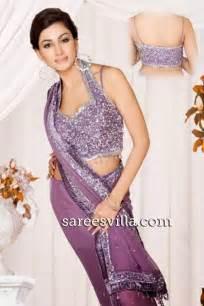 saree blouse designs halter neck saree blouse back designs sarees villa