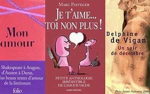 Livre Trois Livres Offrir Pour La Saint Valentin