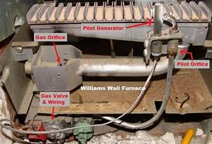 Natural Ga Wall Heater With Thermostat Wiring Diagram