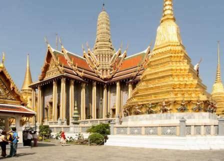 tempat wisata  thailand  terkenal tempat wisata