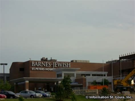 Barnes-jewish St Peters Hospital In St Charles County