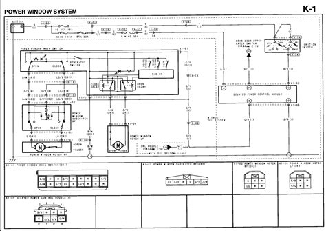 2004 mazda 3 wiring diagrams images