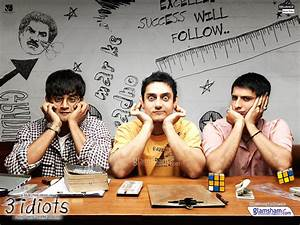 3 Idiots movie wallpaper 24958 - Glamsham