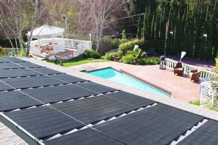 Swimming Pool Solar Panels Manufacturers, Types