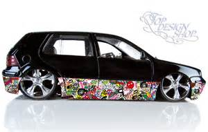 design kaufen sticker bombing volkswagen new beetle convertible tuning cars photos
