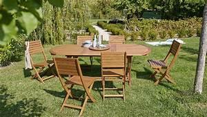 Mobilier Jardin Carrefour : le bon mobilier de jardin pour un balcon ~ Teatrodelosmanantiales.com Idées de Décoration