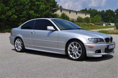 Find Used 2006 Bmw 330ci Coupe With Zhp Performance