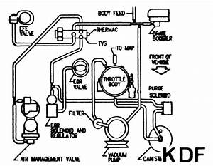 I Need A Vacuum Line Diagram For A 1997 Cadllac Deville