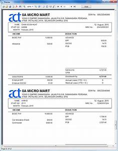 malaysia payslip template 28 images 6 salary slip With malaysia payslip template