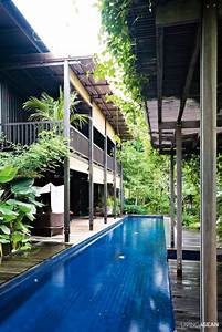 Modern, Tropical, House, Makes, Simple, Living, Stylish
