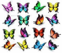 Kleiner Schmetterling Tattoo : pin von melanie m hlmann auf tatoo ideen ~ Frokenaadalensverden.com Haus und Dekorationen
