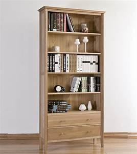 Liston solid oak furniture large living room office ...