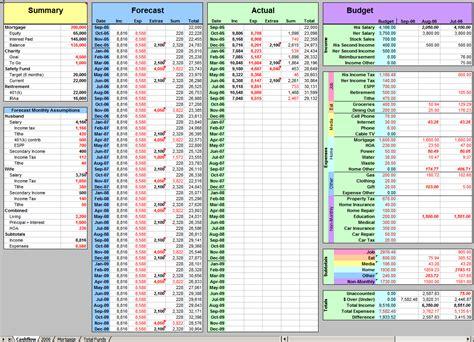 excel salary sheet