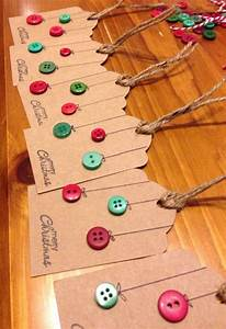 25 best ideas about handmade gift tags on pinterest for Christmas tags on pinterest