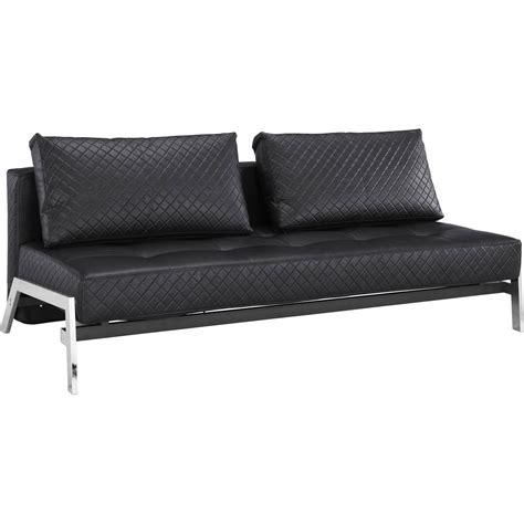Serta Convertible Sofa Lounger by Serta Denmark Lounger Convertible Leather Sleeper