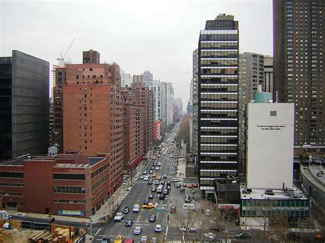 York Avenue And Sutton Place