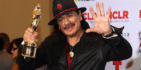 The Demon That Told Carlos Santana To Record Supernatural