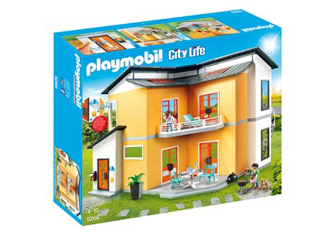 etage supplementaire maison moderne playmobil modern house 9266 playmobil