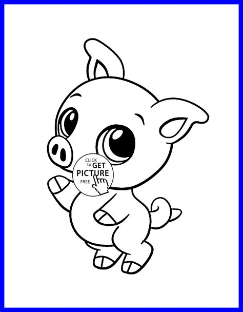 Wild Pig Coloring Pages at GetColorings com Free
