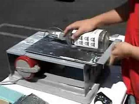 cutting glass bottles with tile saw cutting bottles with the titan xt