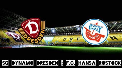 Teams dynamo dresden hansa rostock played so far 11 matches. Zusammenfassung | SG Dynamo Dresden - F.C. Hansa Rostock 2 ...