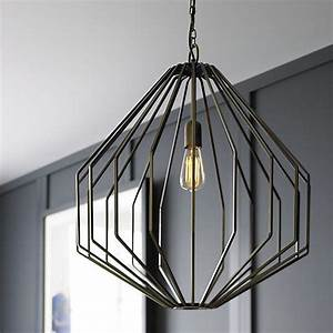 Union pendant crate and barrel for the home