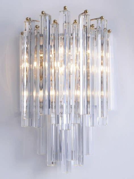 applique vetro di murano applique in vetro di murano mirless veronese