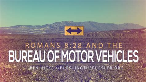 bureau motorisé romans 8 28 and the bureau of motor vehicles pursuing