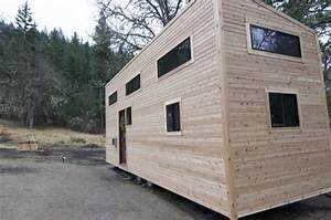 Was Kostet Ein Tiny House : couple builds amazing mortgage free modern tiny house ~ Michelbontemps.com Haus und Dekorationen