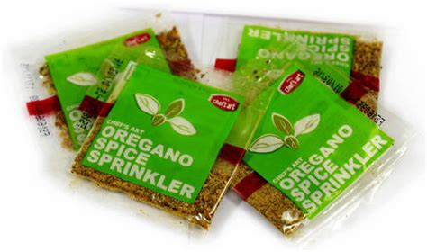 oregano sachet herb products vkl oregano seasoning sachet 0 8gm pouch wholesaler from kolkata