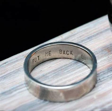 wedding ring engraving ideas words wedding ideas