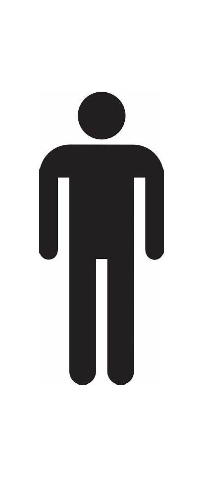 Figure Symbol Stick Clip Clipart Grey Icon