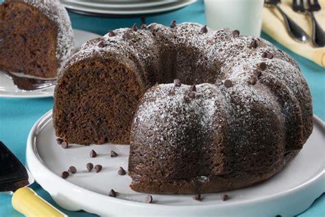 chocolate chip pound cake mrfoodcom