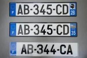 Trouver Proprietaire Plaque Immatriculation : nouvelle plaque immatriculation sans departement automobile garage si ge auto ~ Maxctalentgroup.com Avis de Voitures