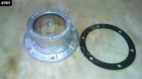 Drop Axle Bearing Covers (grease Type)