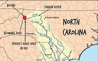 Where Is Fraser's Ridge, North Carolina? - Outlander North ...