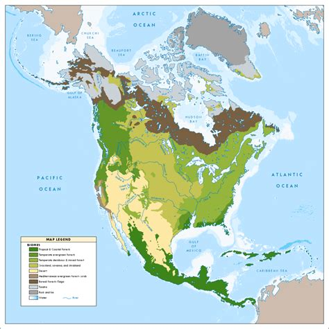North American Biomes Ca 2049 By Ynot1989 On Deviantart