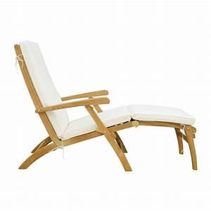 Chaise Longue Maison Du Monde : matelas chaise longue ol ron maisons du monde ~ Teatrodelosmanantiales.com Idées de Décoration