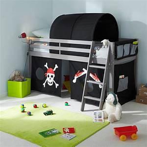 Lit Metal Enfant : choisir un lit mezzanine pour une chambre d 39 enfant blog but ~ Teatrodelosmanantiales.com Idées de Décoration