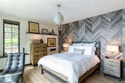 idea hiasan dalaman bilik tidur moden gaya kampung guna