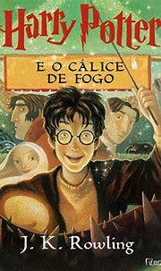 Harry Potter e O Cálice de Fogo - Vol. 4 (J.K. Rowling)
