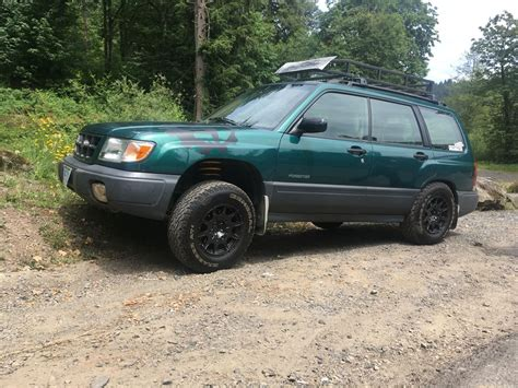 Adf Lifted Subaru Forester Adf Lifted Subarus