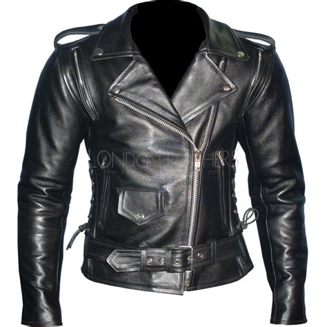 ladies motorcycle clothing ladies goth motorcycle leather jacket