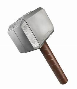 MARVEL AVN Thor Basic Foam Hammer 36693 – When Nerds Attack