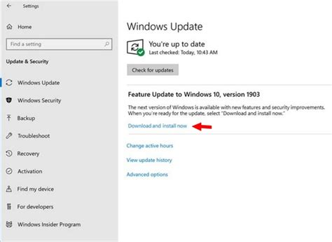 update windows 2004 mai forced updates version consent upgrade without ab kontrolle feature microsoft
