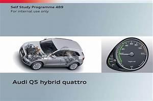 Vag Ssp 489 - Audi Q5 Hybrid Quattro
